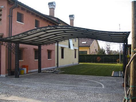 tettoie trasparenti per esterni porticati esterni alluesterno i porticati esterni with