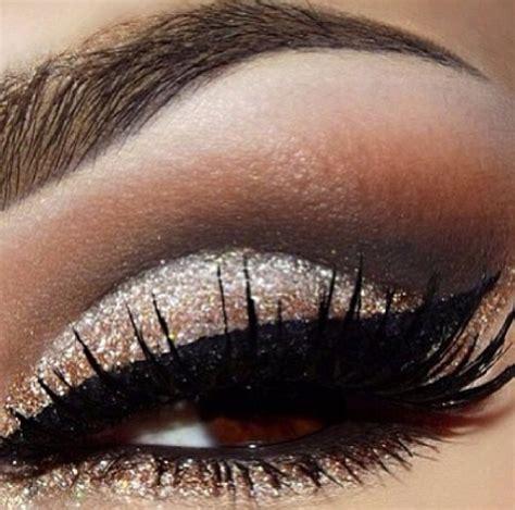 Glitter Eyeshadow glitter eye shadow hair makeup