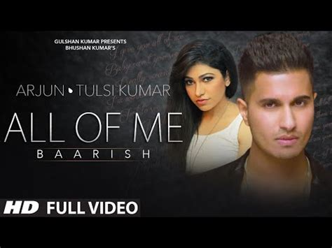 download mp3 via vallent all of me download all of me baarish full video song arjun ft