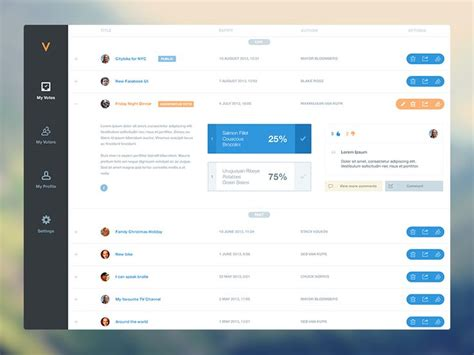 web ui layout v dashboard app nice and dashboards