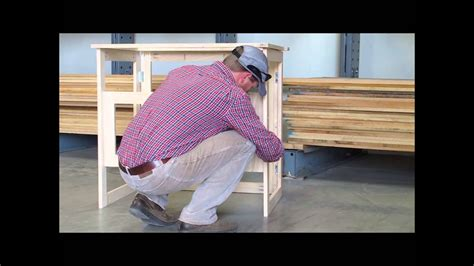 diy folding woodworking table  swapping tops