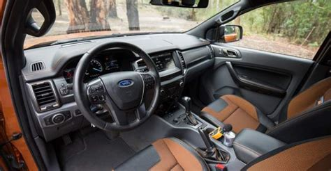 ford ranger 2017 interior 2017 ford ranger wildtrak review price 2018 2019 best