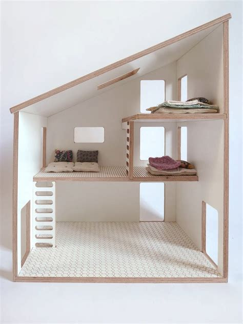 modern dollhouse 8 modern dollhouses that are a bit of cute fun contemporist