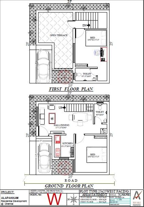 plans for a 25 by 25 foot two story garage floor plan right angle properties pranav orchid at