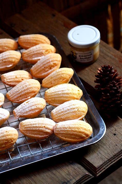 peanut butter madeleine pretty cake pinterest