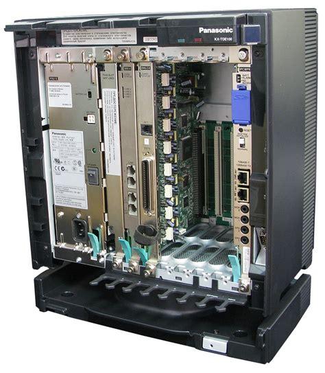 Pabx Panasonic Kx Tda100d 20 panasonic kx tde100