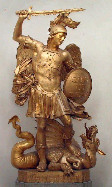 The Archangel Michael michael archangel religion wiki fandom powered by wikia