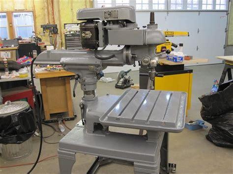 1945 walker turner radial arm drill press restoration