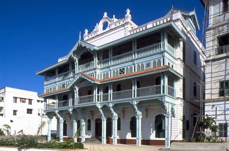 Stone Town Architecture   Zanzibar History