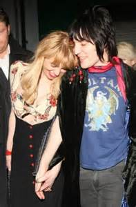courtney love s mighty night out with noel fielding