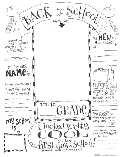coloring pages beginning school year first day of school coloring page skip to my lou