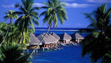 overwater bungalows bali indonesia intercontinental tahiti resort spa
