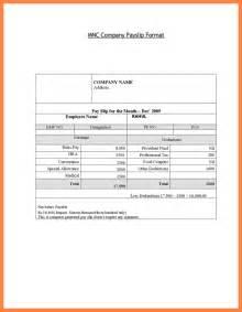 editable payslip template doc 458328 simple payslip format editable payslip