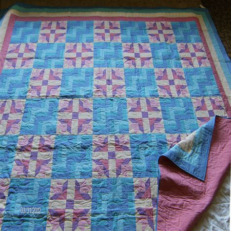 Patchwork Quilt Story - custom bed quilts personal quilts by mytyme creations