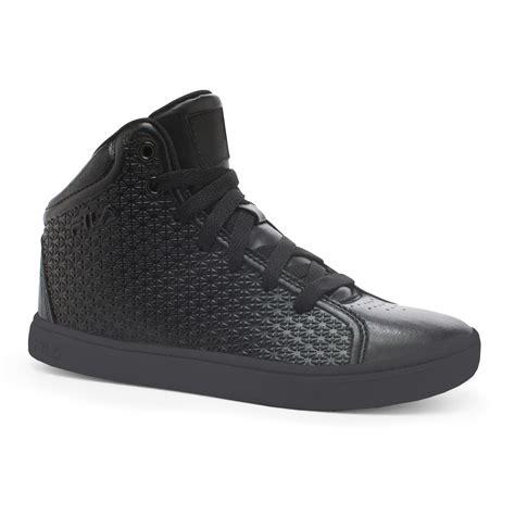 best basketball shoe stores fila boys black lustre high top basketball shoe shop