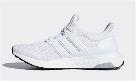 Sepatu Sneakers Adidas Ultraboost 4 0 White limited edt releases adidas ultraboost 4 0 in black white and black
