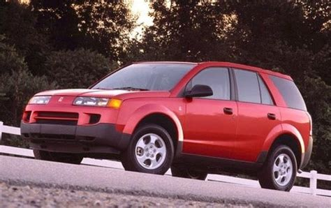 saturn suv 2003 used 2003 saturn vue suv pricing features edmunds