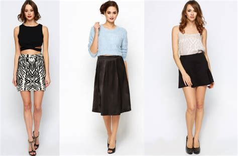 which skirt do i buy for my shape