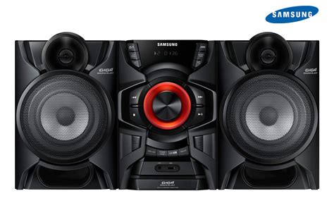 Stereo Samsung by Samsung 2 1 Channel Cd Mp3 Player Stereo System Bluetooth