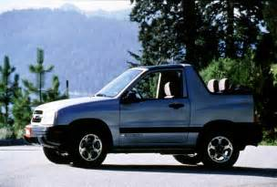 2000 chevrolet tracker pictures history value research