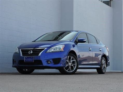 nissan sentra blue 2015 nissan sentra air conditioning irving mitula cars