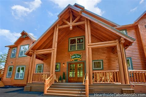 16 bedroom sleeps 74 the big elk lodge brand new by