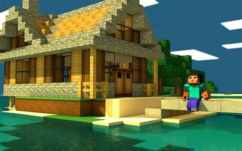 minecraft haus mod minecraft house wallpaper