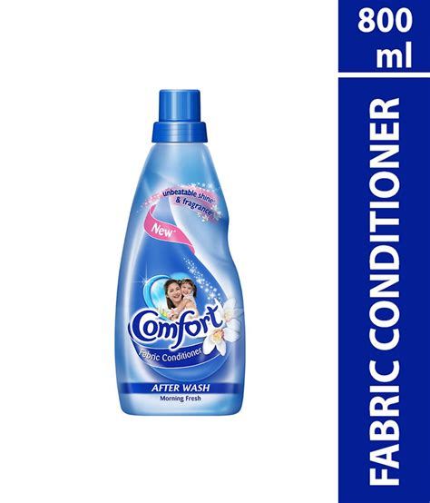comfort after wash morning fresh fabric conditioner 800 ml