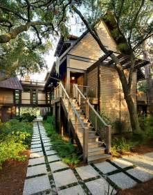 Treehouse Architecture - tree house kiawah island contemporary exterior charleston by the anderson studio of