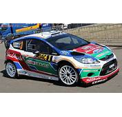 Ford Fiesta RS WRC ADAC 2011 Model Car Other Picture1