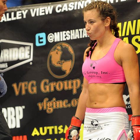 miesha tate talks bad blood with ronda rousey i feel miesha tate emotionally unstable ronda rousey only