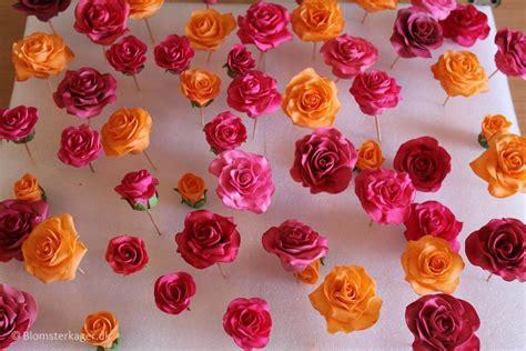 How to make a fondant / gum paste rose