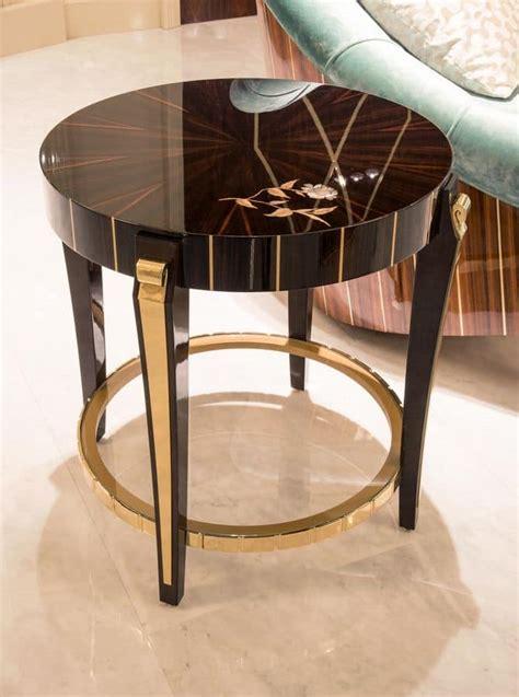tavoli per salotti tavolino rotondo da lada per salotti classici idfdesign