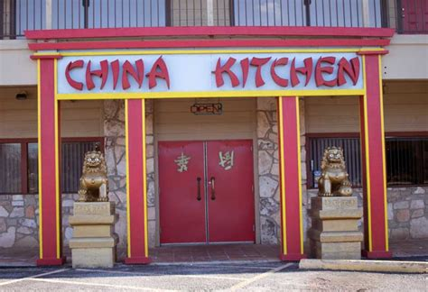 China Kitchen Marble Falls by Best Restaurants In The Highland Lakes