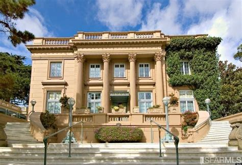 sans francisco castle san francisco historic mansion hits the market photos