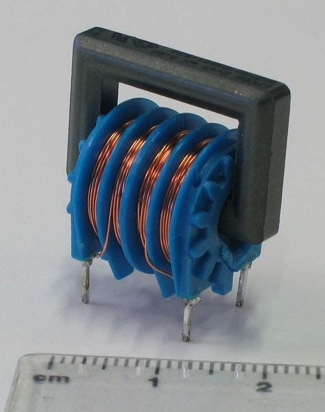 inductor used as choke what is an inductor build electronic circuits