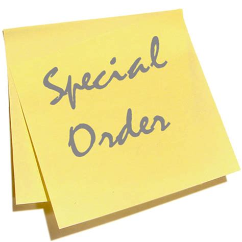 Special Order special orders m m lumber