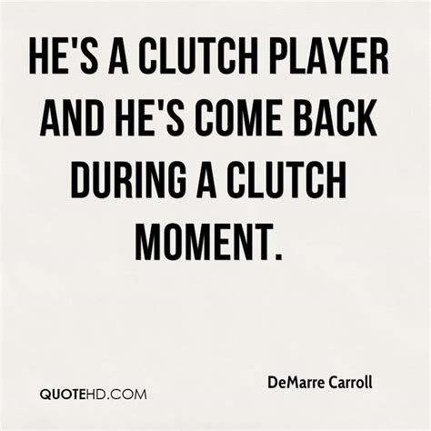 Hes Back And Hes Bad by Demarre Carroll Quotes Quotehd