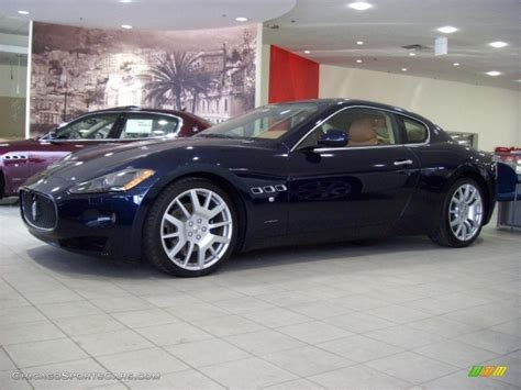 midnight blue maserati blue maserati pictures