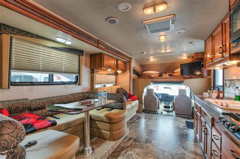 Bathroom Interiors by Rentals C Xlarge Motorhome Fraserway Rv