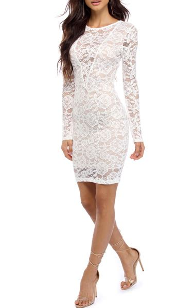 Nita Dress nita ivory illusion dress best fashion hq