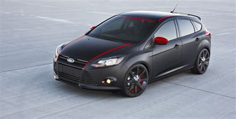 ford focus special editions personalization
