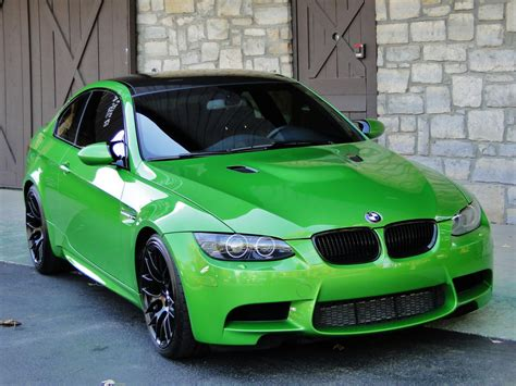 green bmw crazy java green bmw m3 coupe for sale gtspirit