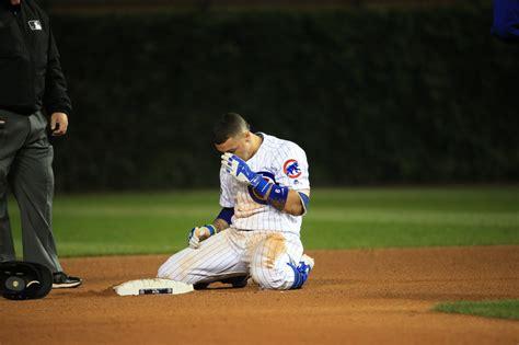 javier baez swing baseball chicago cubs news newslocker