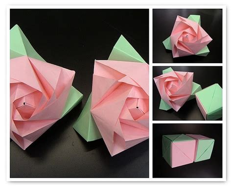 Origami Magic Cube Valerie Vann - 17 best images about tombola oma on bags owl