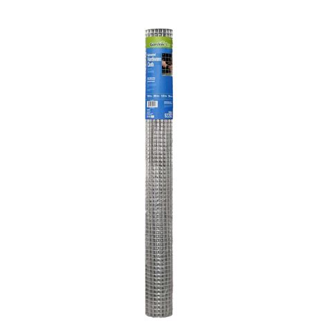 shop blue hawk 36 in x 10 ft green galvanized steel hardware cloth at lowes
