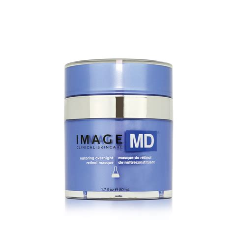 Skin Md by Image Clinical Skincare Md Restoring Overnight Retinol Masque