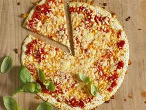 Meat Main Dish Recipes - tortilla pizza margherita annabel karmel