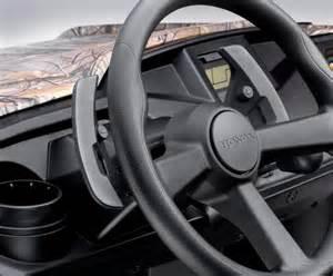 Steering Wheel Gearshift Paddles Honda City 2015 Honda Pioneer 500 Unveiled Atv