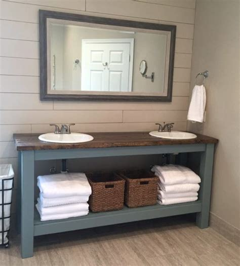 beautiful bathroom top of bathroom vanity farmhouse style